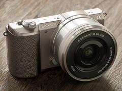 索尼新款微单?数码相机A5100正式发布