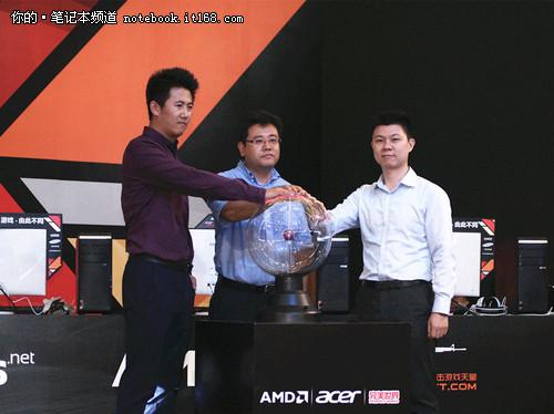 AMD携手宏碁完美世界助力《射雕Zero》