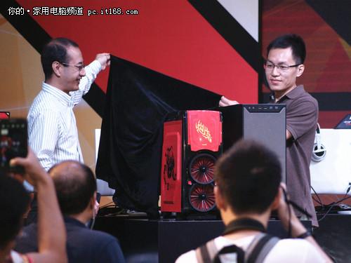 定制改变未来 AMD Super PC高调出击CJ