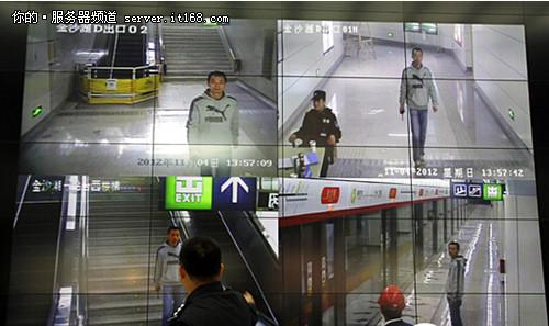 监控录像_某市地铁视频监控