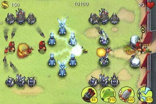 多种游戏任你挑 超好玩的iPad游戏推荐