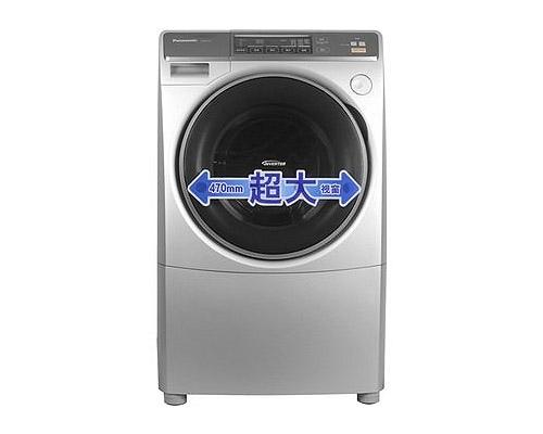 松下7公斤变频滚筒洗衣机4596