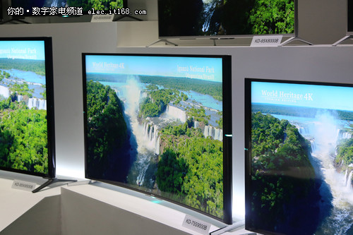 和小米合作!索尼4K电视新系列参见!