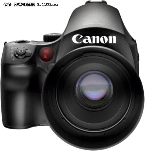 传闻佳能9月份即将推出中画幅相机系统