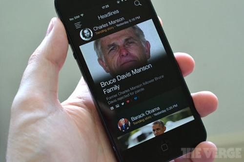 微软发布iPhone新应用 可追踪明星动态