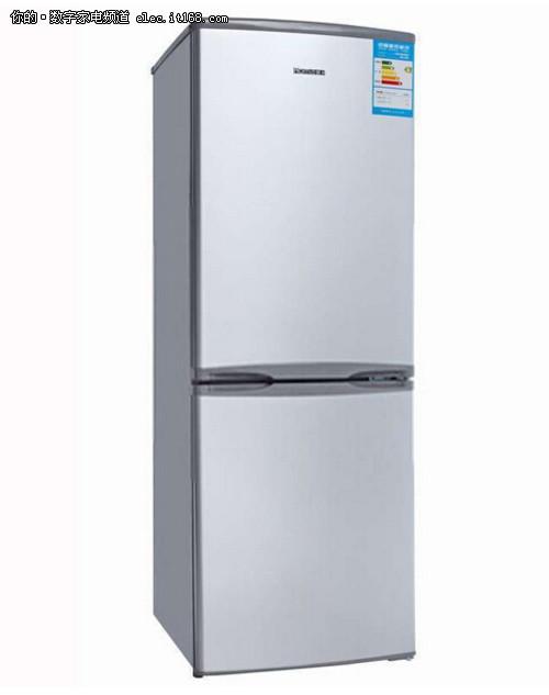 每日半度电 奥马176升双门冰箱特价998