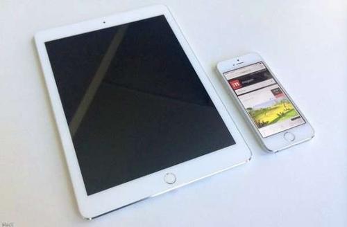疑第二代iPad Air再现网络 配Touch ID