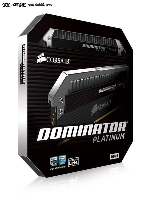 引领次时代PC平台 海盗船发布DDR4内存