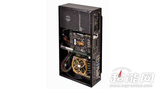 高瘦长 联力PC-Q19 ITX小钢炮机箱上市