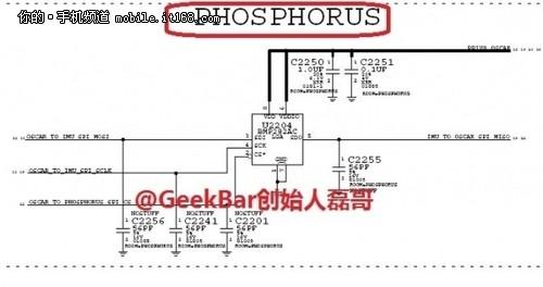 M8协处理器 iPhone6神秘芯片曝光