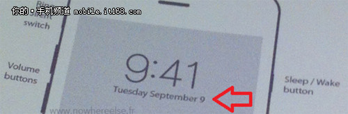 包装提前曝光 iPhone6或9月9发布