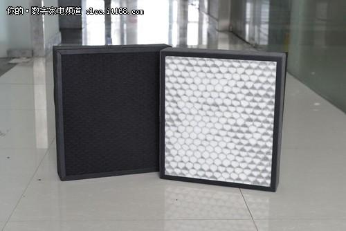 美国Alen空气净化器评测:产品组装