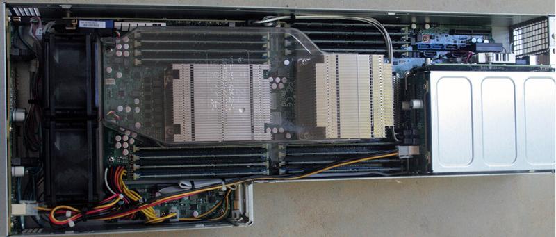 强大的计算集群 超微SuperServer首测