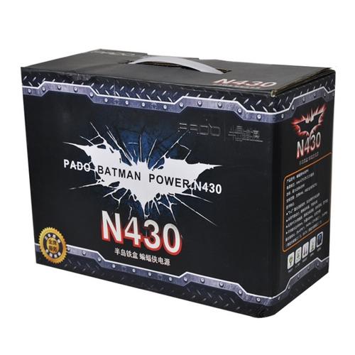 价廉物美 半岛铁盒蝙蝠侠n430电源89元