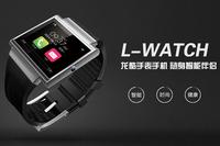 可通话能拍照 龙酷L-watch智能手表发布