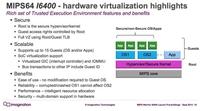 MIPS再发64位处理器:能否拼过ARM架构?