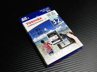 极速新搭档 东芝EXCERIA SDHC卡评测