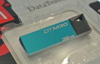 紧凑外观尺寸 金士顿DTM30 3.0促销价