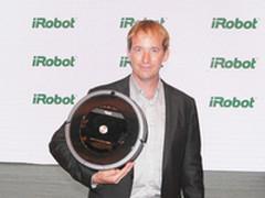 完美清洁体验 iRobot董事长兼CEO专访