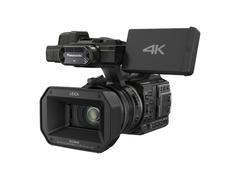 松下发布首款4K便携式手持机AG-FC100MC