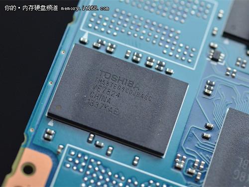 东芝Q Pro系列128G SSD评测-包装&盘体