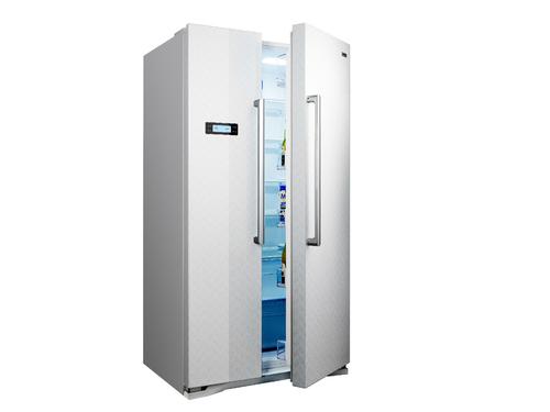 风冷无霜对开门 容声563升冰箱仅3408元