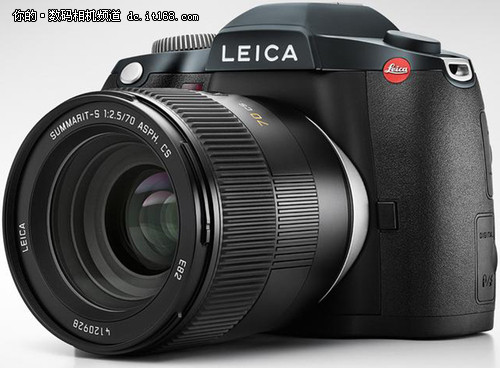 徕卡发布中画幅单反Leica S&Leica S-E