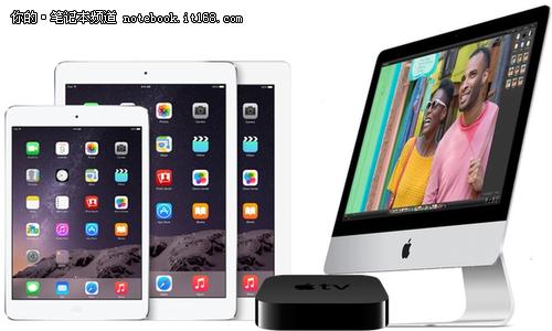 苹果年内不大会推出新款iMac及MacBook
