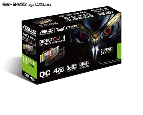 产品展示:华硕GTX 980970