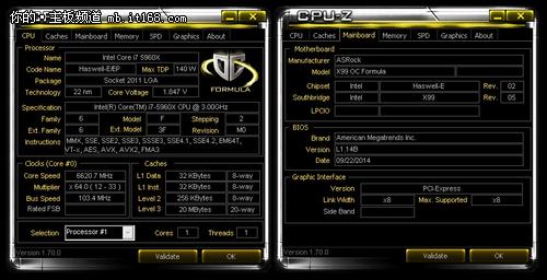 让5960X狂奔 华擎X99超频方程式创纪录