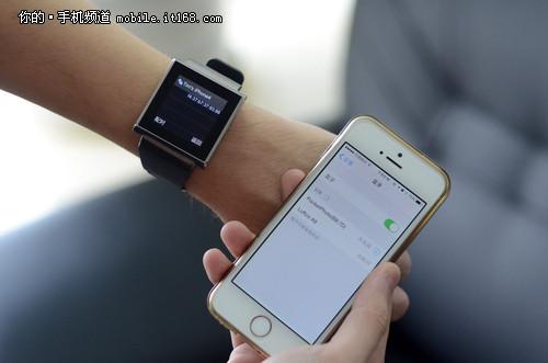 龙酷L-watch智能手表操作体验-插卡变手机 龙酷