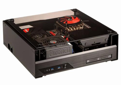 土豪新选择 联力推出立式侧透PC-07机箱