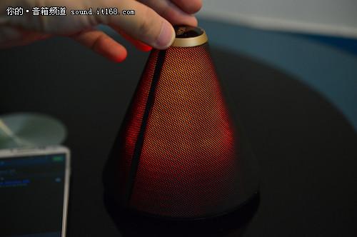 全身七彩呼吸灯 DOSS阿隆索A5音箱评测