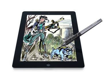 Intuos Creative Stylus 2压感绘图笔