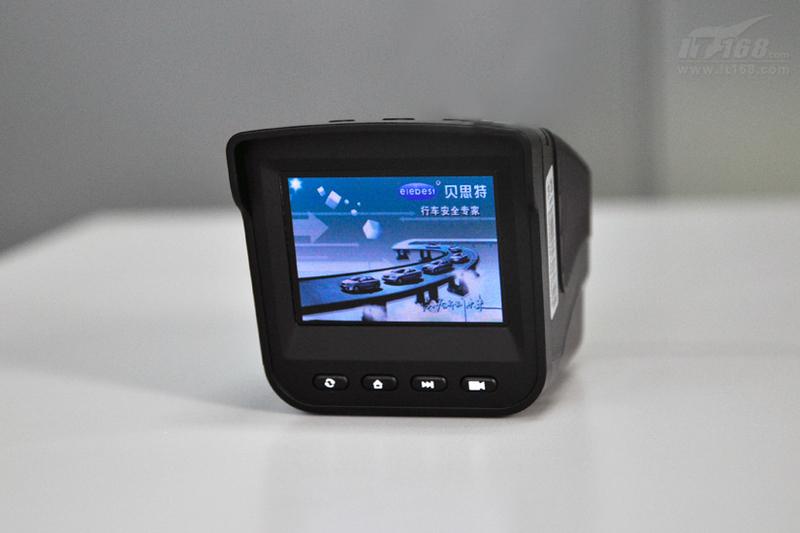 行车记录仪+云电子狗 贝思特Y3试用评测
