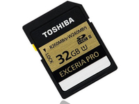 最强传输速度 东芝16GB SD卡特卖388元