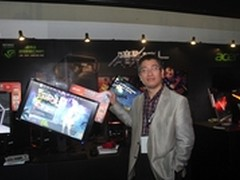 4K电竞引领者 宏碁显示器高层专访实录