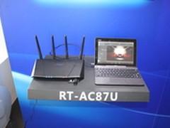 全球最快 华硕RT-AC87U路由玩双处理器