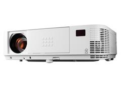 中小型会议专用NEC V300X+投影机5000元