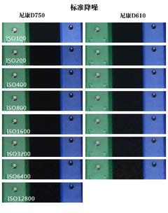 性能均衡的全幅单反 实测尼康D750画质