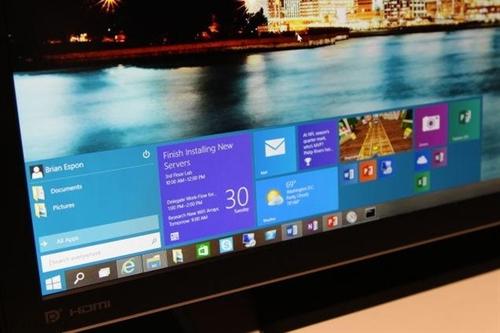 Windows 10功能上手体验 开始菜单回归