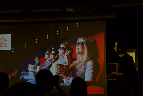 酷乐视U+电影院发布 回归光学高清本质