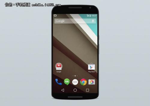 依旧配置强大 5.9寸Nexus X曝光