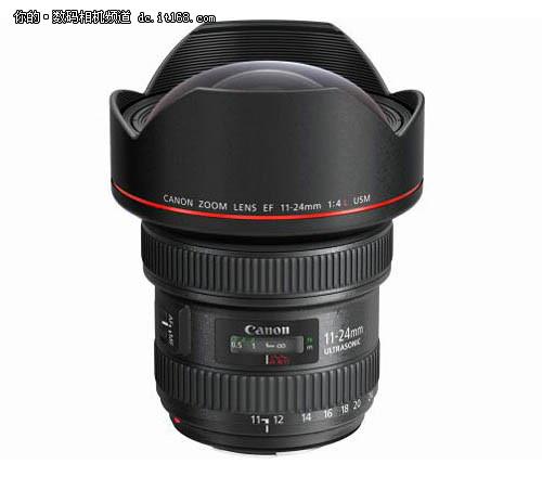 最短广角端 佳能或推11-24 f/4红圈镜头