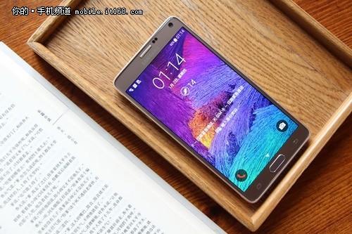三星Note4移动4G版低价来袭 仅售4999元