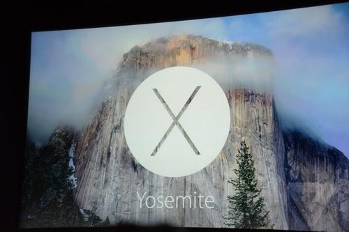 苹果发布OS X Yosemite正式版 免费下载