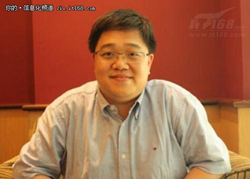 CIO黄嘉粤谈互联网金融与CIO发展