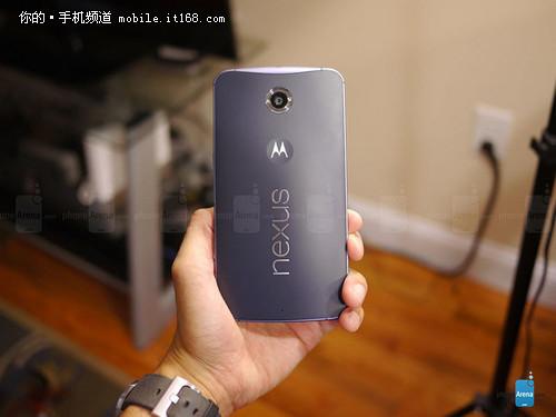 谷歌Nexus 6开箱抢先看 预售缺货