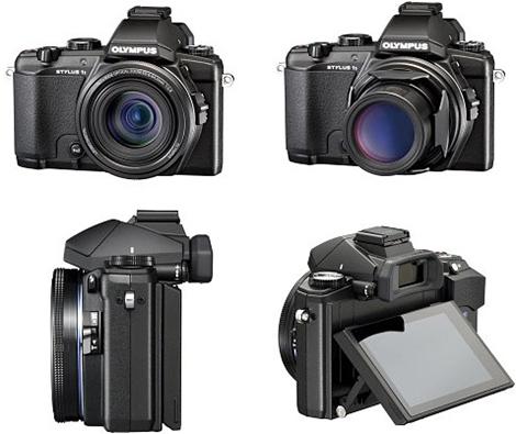 奥巴第二代STYLUS1高级便携相机曝光