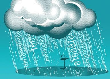 企业悄然泄露机密信息到云计算